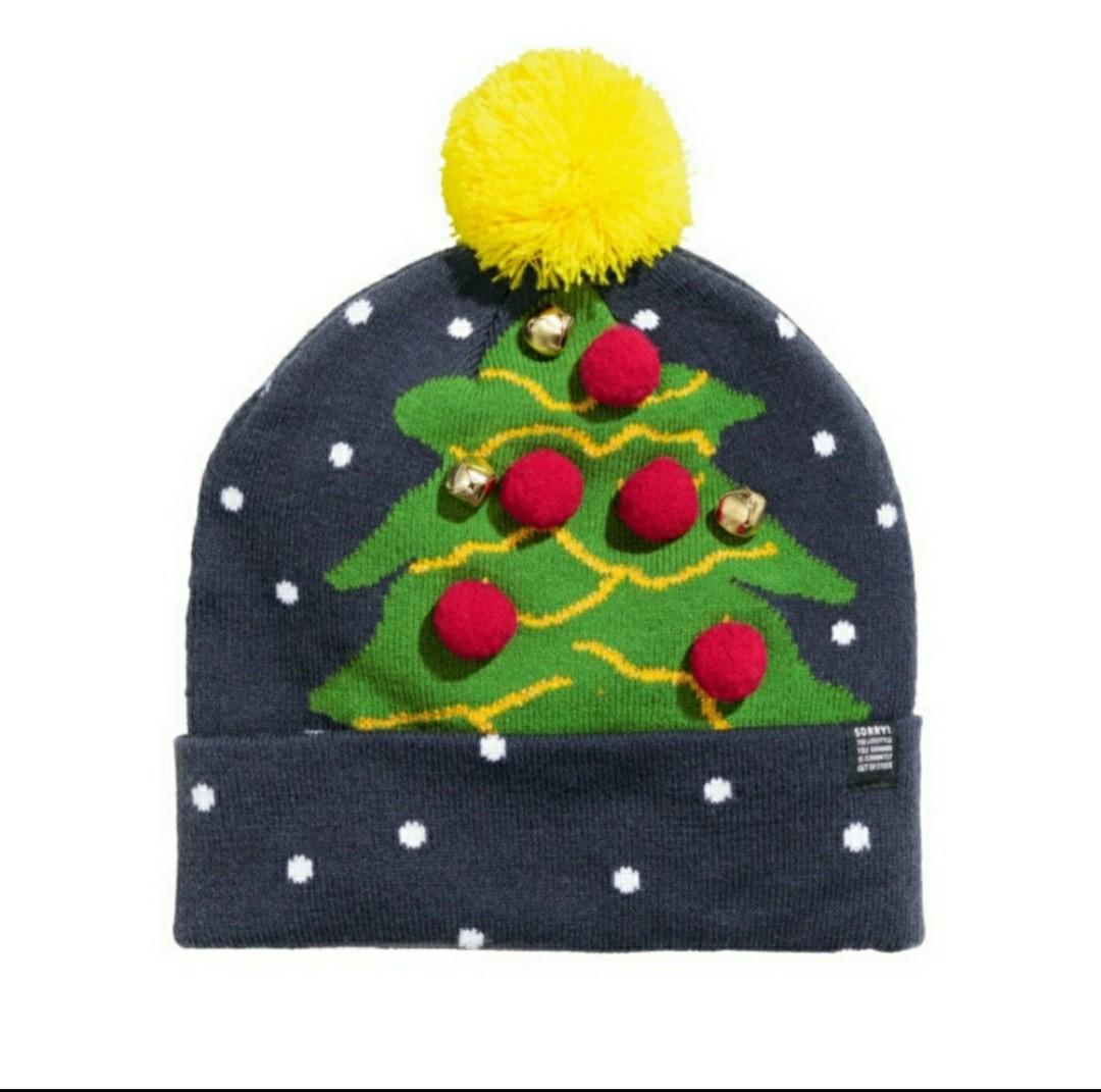 H&M Divided Christmas Hat