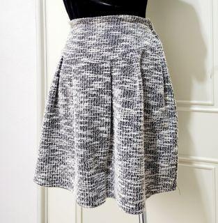 SOGO 全新 毛料短裙 A字裙 冬天裙子 全新 吊牌在 #2020掰掰