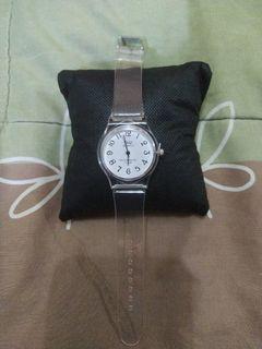 Jam tangan Transparent 😉