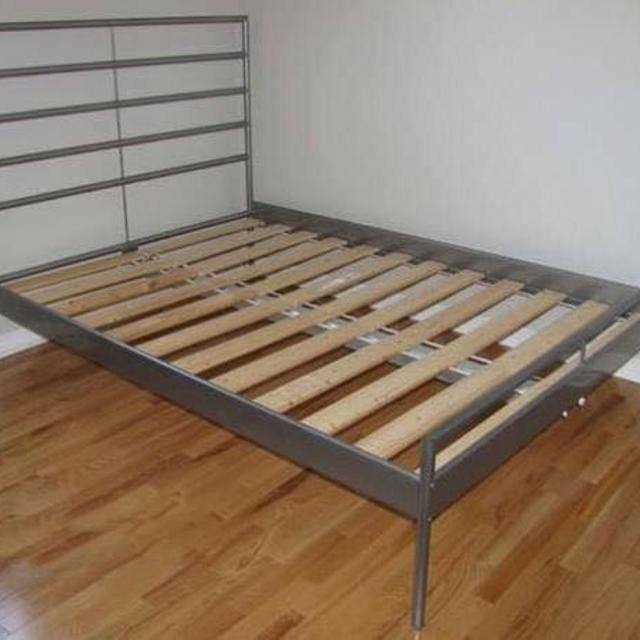 Katil Queen Saiz Ikea Home Furniture Others On Carousell