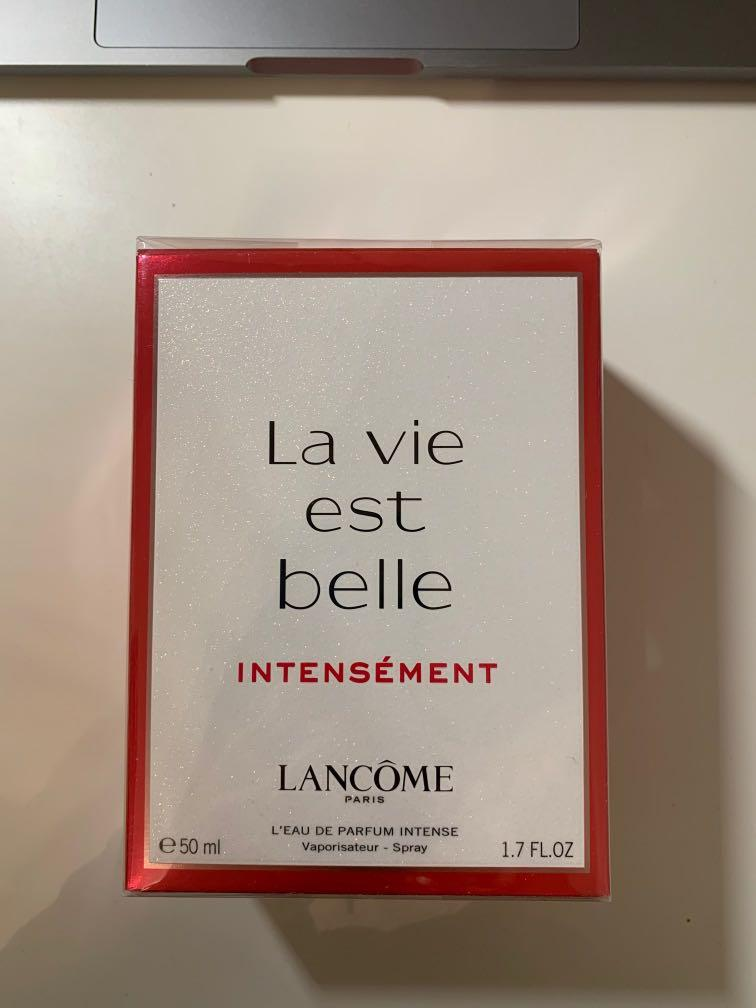 LANCOME LA VIE EST BELLE INTENSE PERFUME 50ML