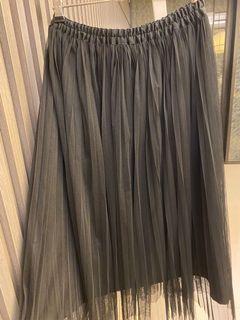 Lowrys farm 黑色紗裙