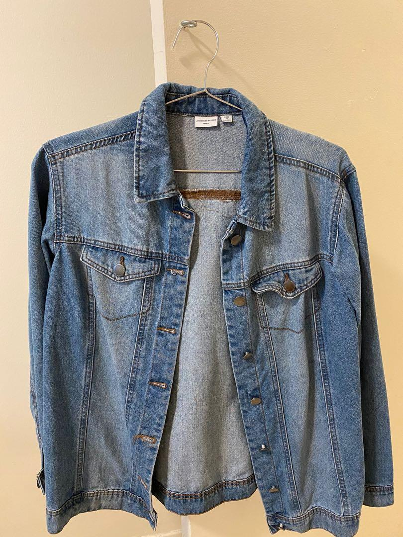 M Boutique - Made in the Six Oversized Denim Jacket