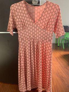 Mini dress gucc*