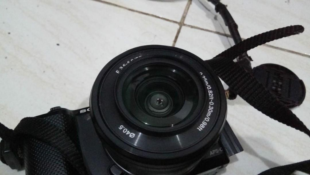Mirrorless Camera SONY α5000
