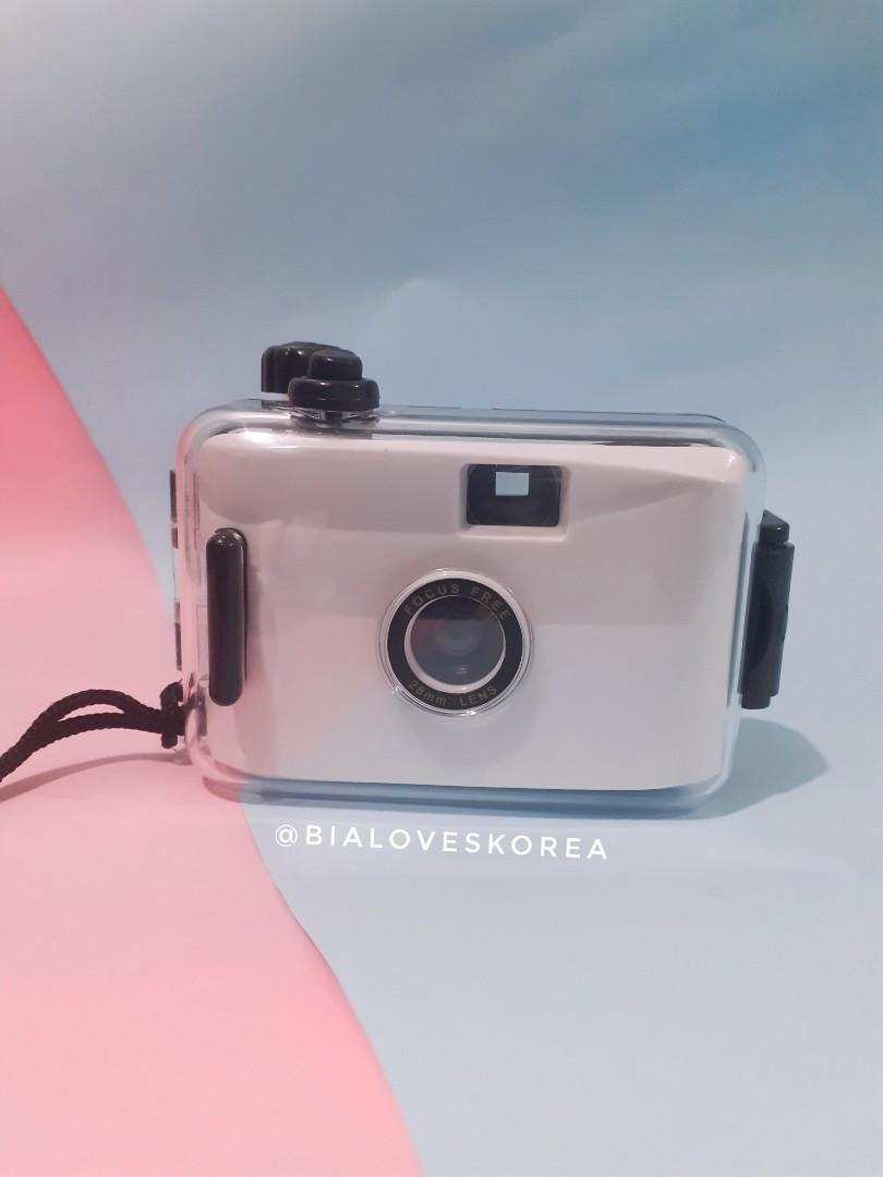POINT AND SHOOT Film Camera