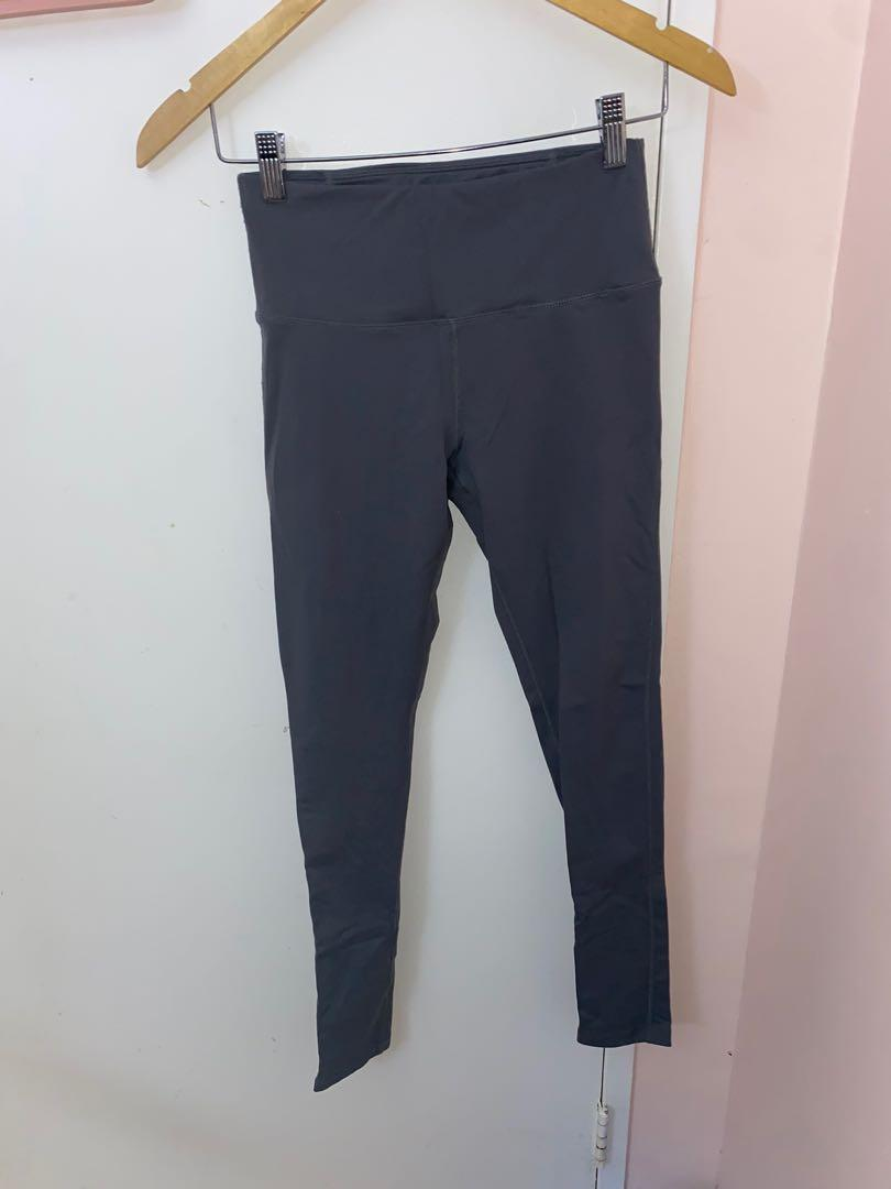 Queenieke high waisted Grey Leggings Small