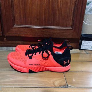 UA TriBase Reign 2訓練鞋 男USA8