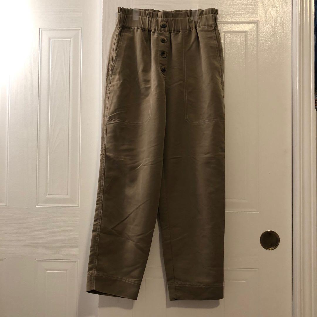 Zara Low-waist trouser