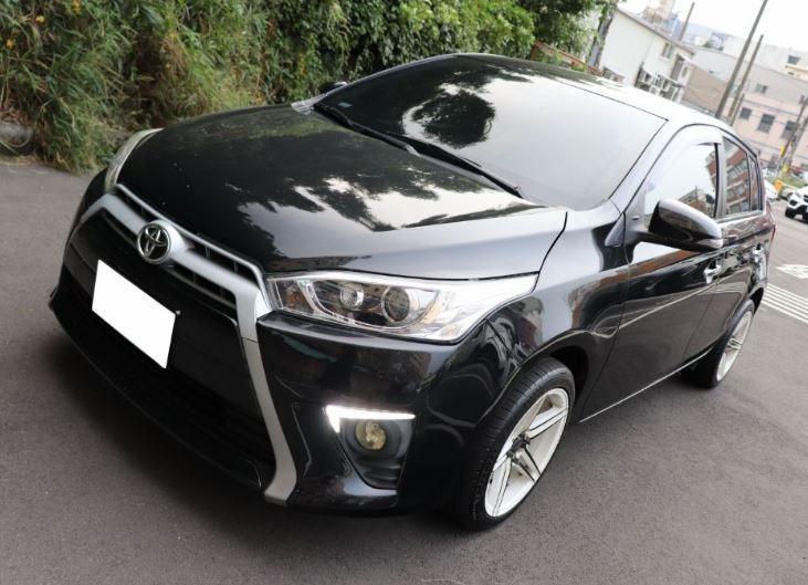 2014年 豐田 YARIS S頂級