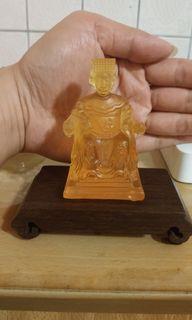 正琉璃媽祖神像擺飾