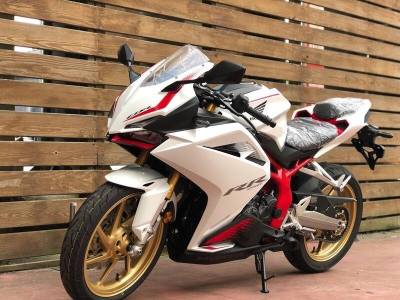 【榮立阿駿售】小改款 2020 HONDA CBR250RR 日系仿賽小跑車