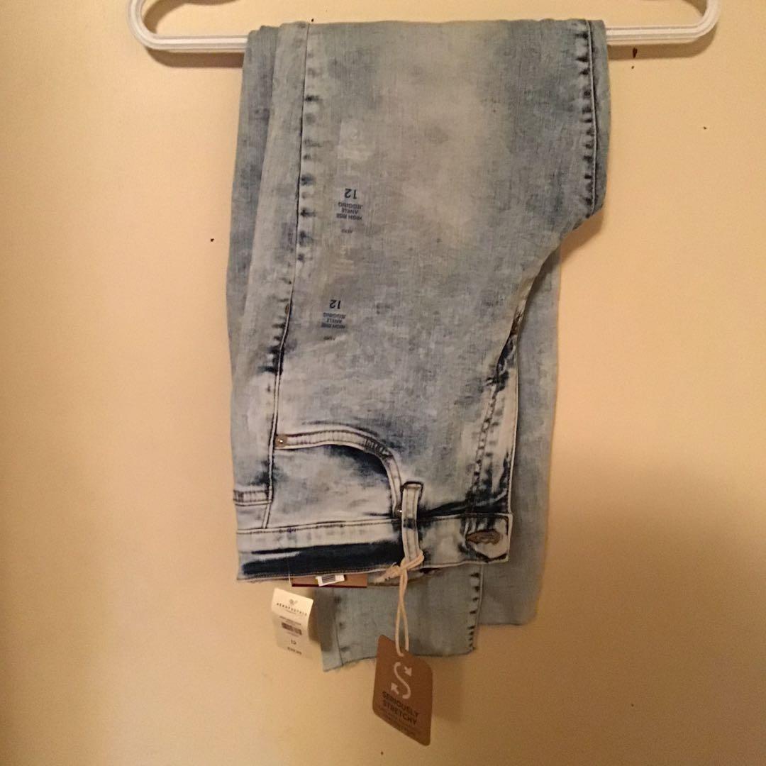 Aeropostale High Rise Jeans