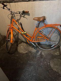 Biria Orange bike