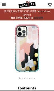 保留中🌷Casetify iphone 12 12pro 手機殼