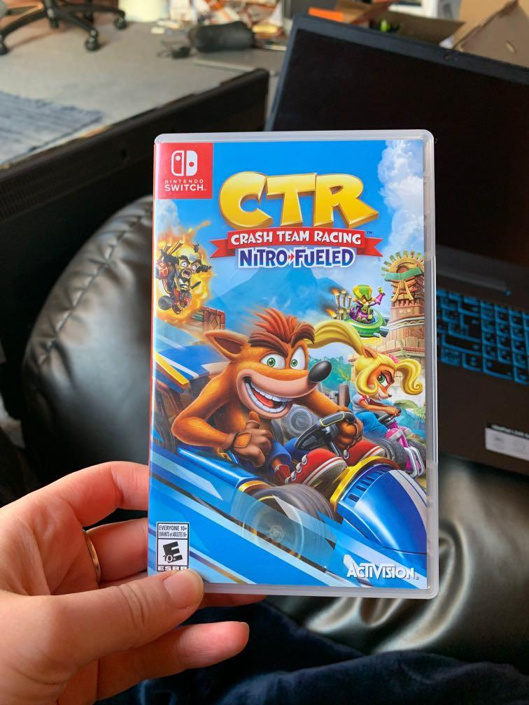 Crash Team Nintendo Switch