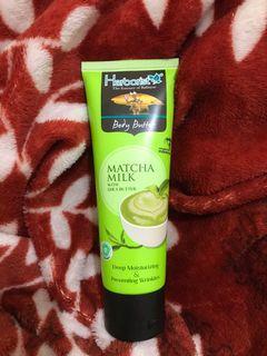 FREE Body Butter Herborist Matcha