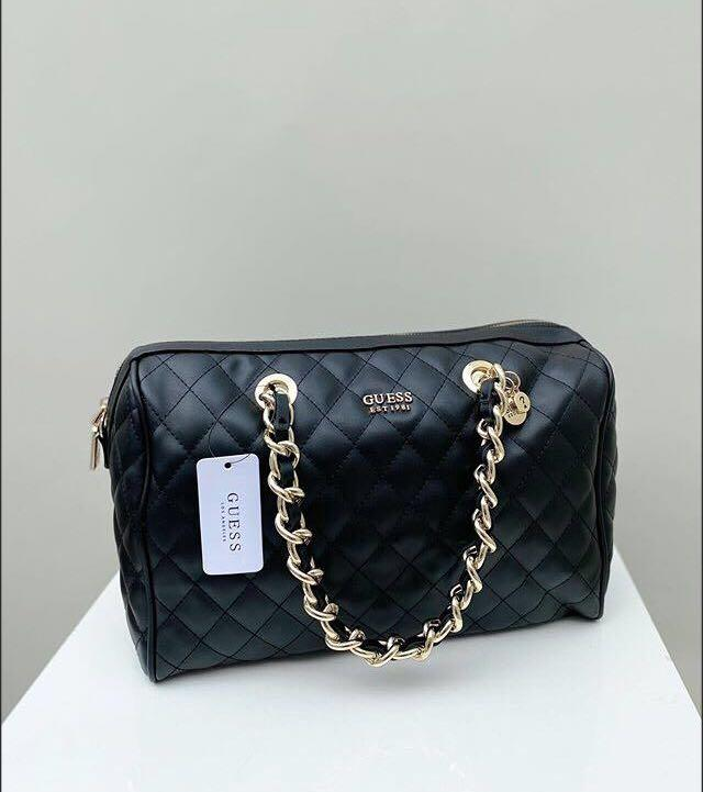 Guess Felton Quilted Bag