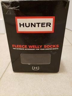 Hunter fleece lining