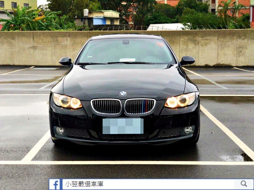 07 BMW 335i E92