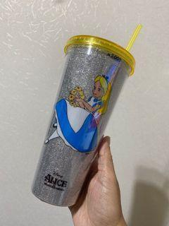 韓國大創愛麗絲冷水杯 #防疫