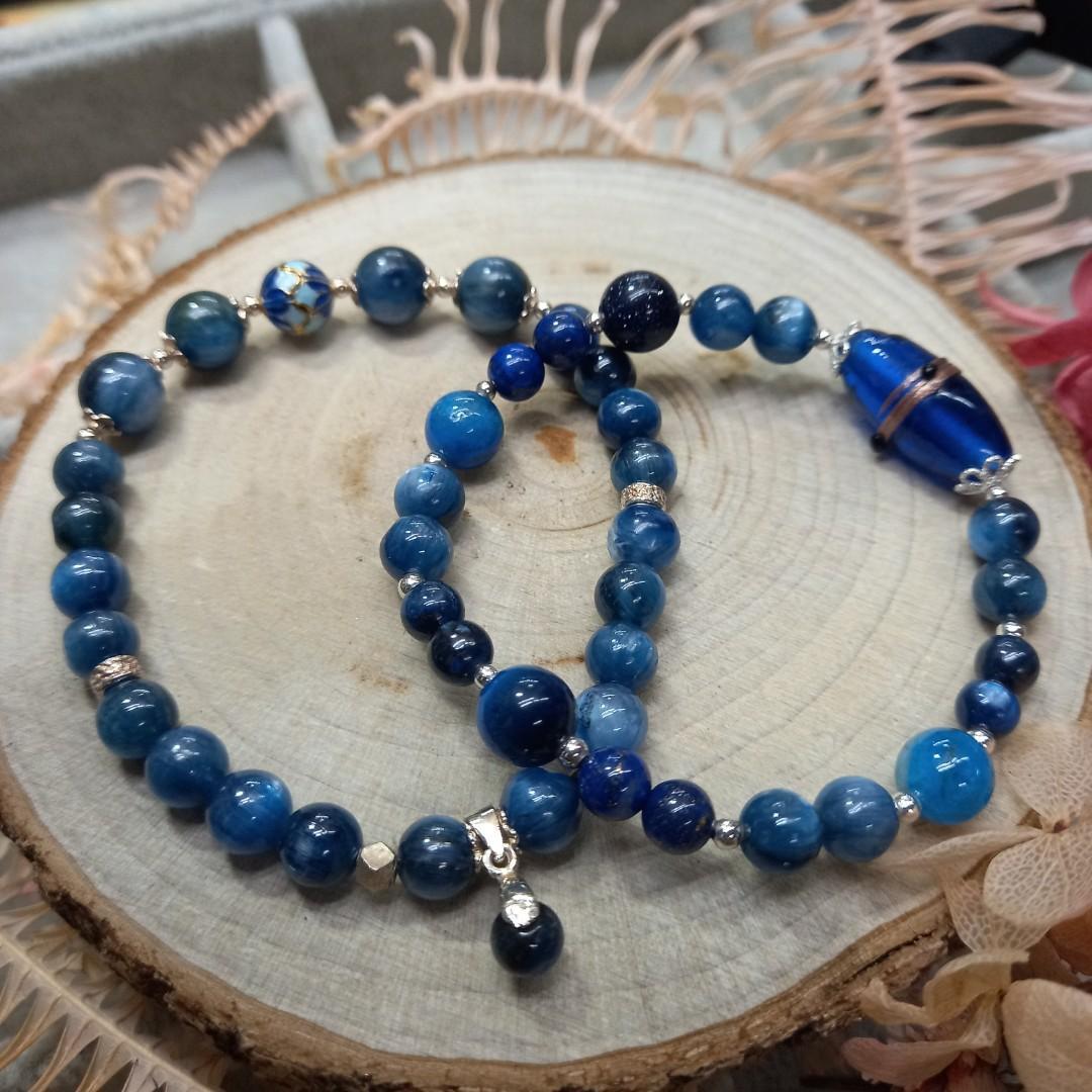 🌏藍晶石手鍊系列