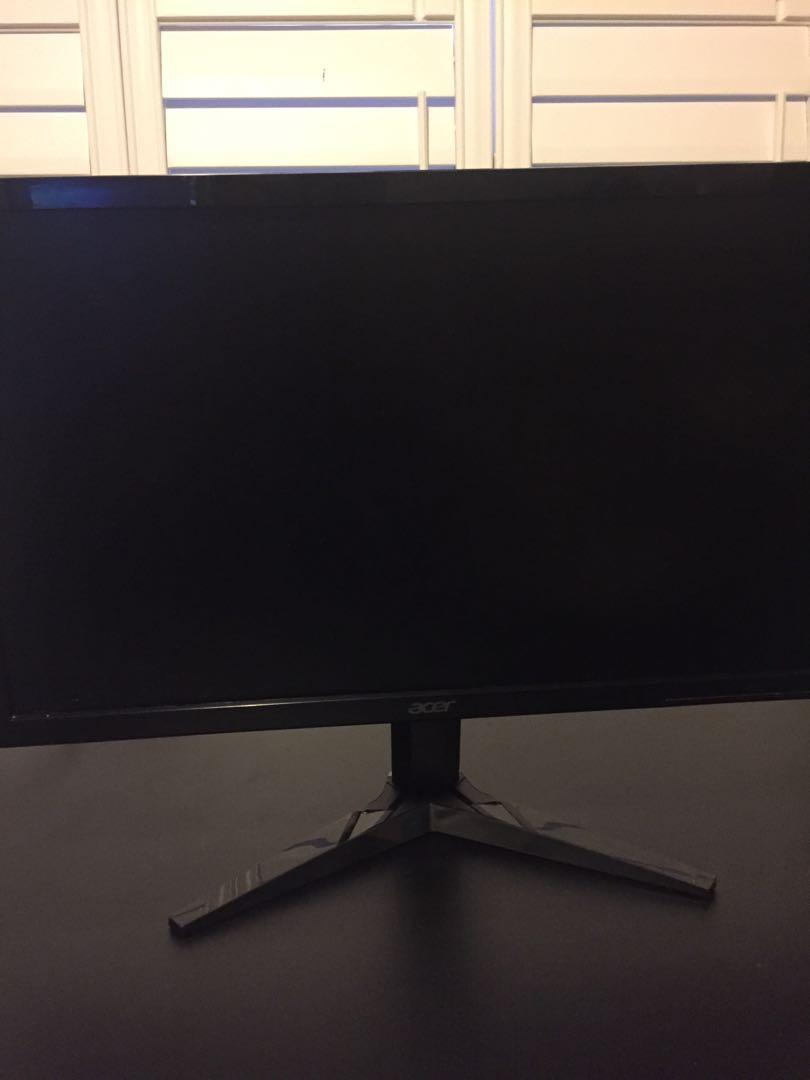 Acer gaming monitor 75hz