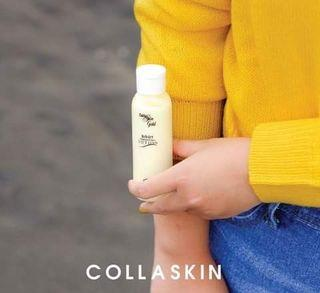 Collagen body lotion