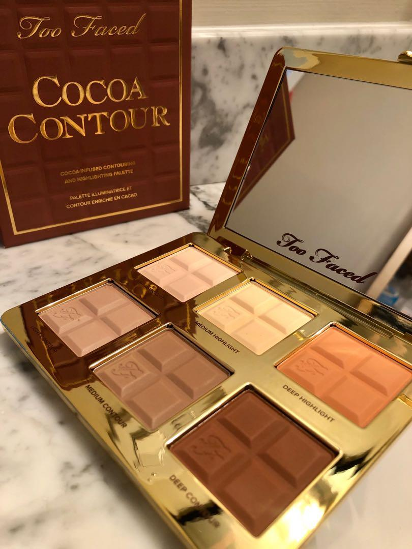Contour palette by Too Faced
