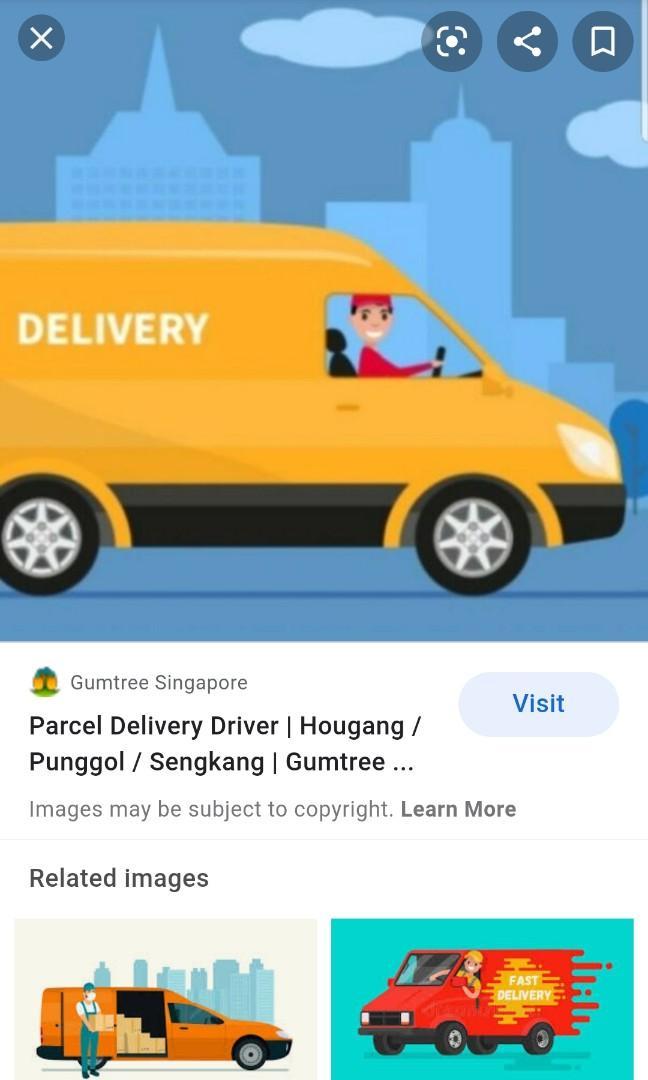 Delivery Driver 1.8k -2k