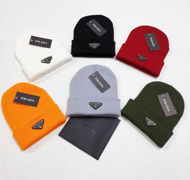 Designer Prada beanie / hat