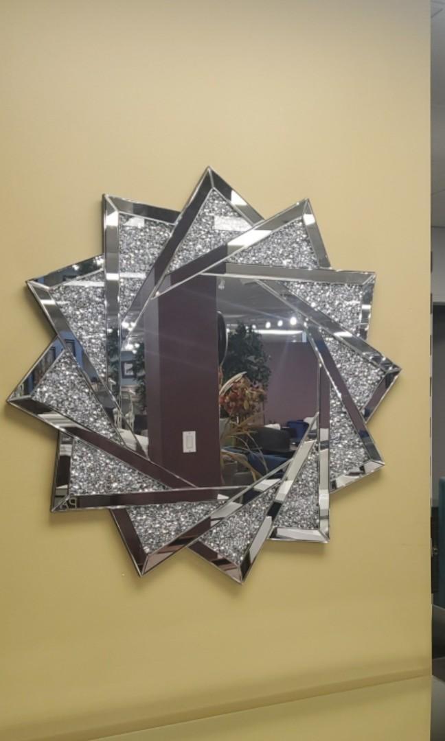 Gloria Wall Mirror, Hallway Mirror