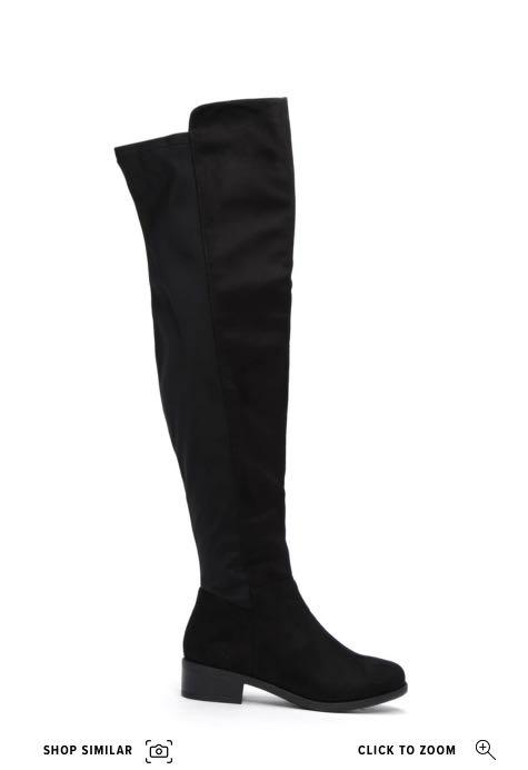 Knee High Boots **BRAND NEW