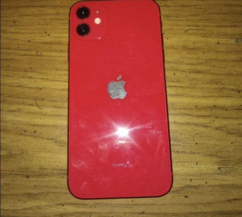 i phone 11 red cashapp only!
