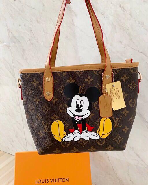 LV Mickey Bag