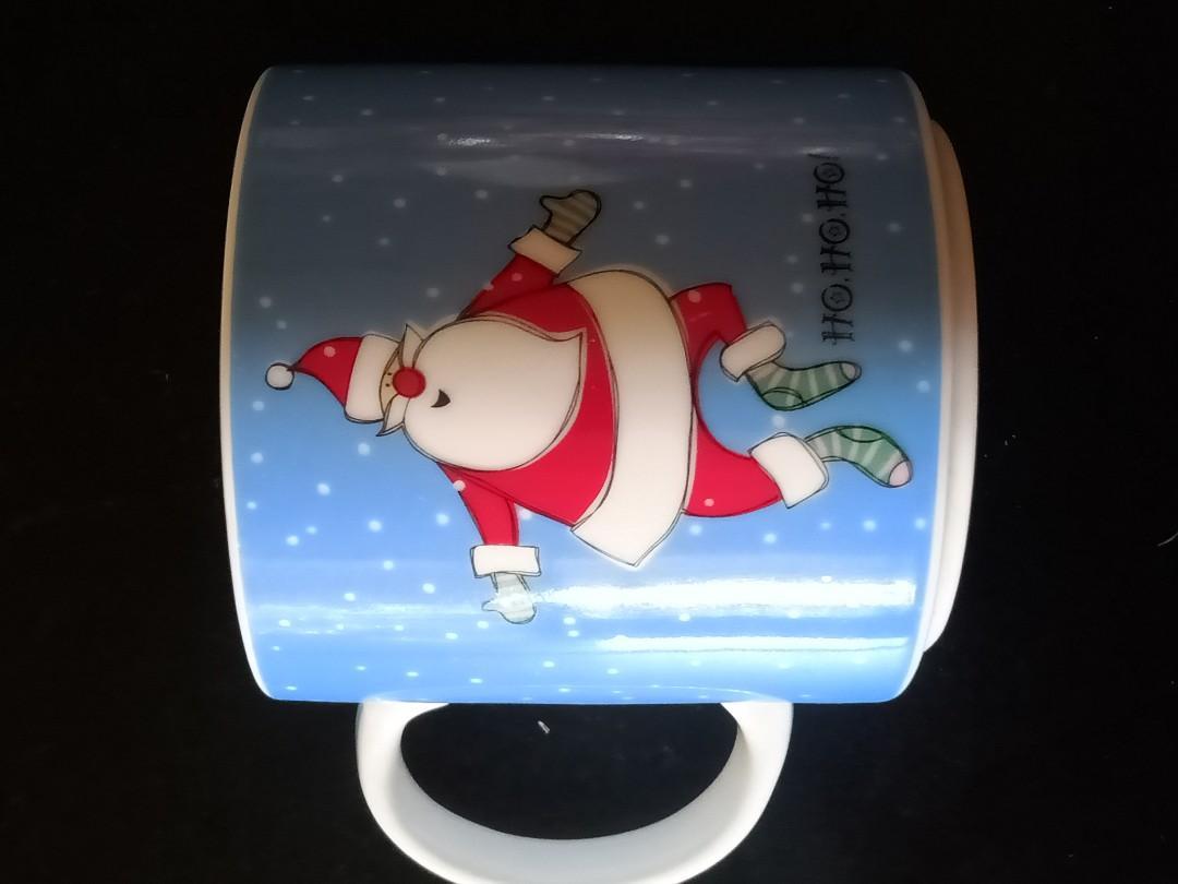 Mug Natal Santa