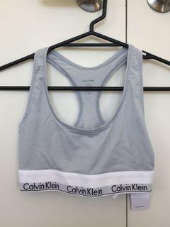 NEW* Calvin Klein Cotton Bralette