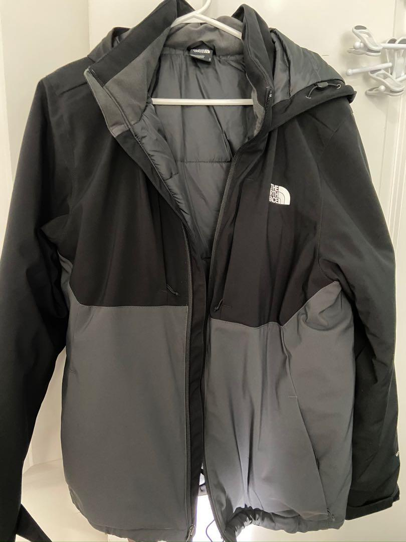 north face mens winter jacket