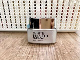 PRELOVED Loreal White Perfect Clinical Day Cream