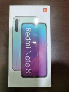 Redmi Note 8 Neptune Blue 64GB