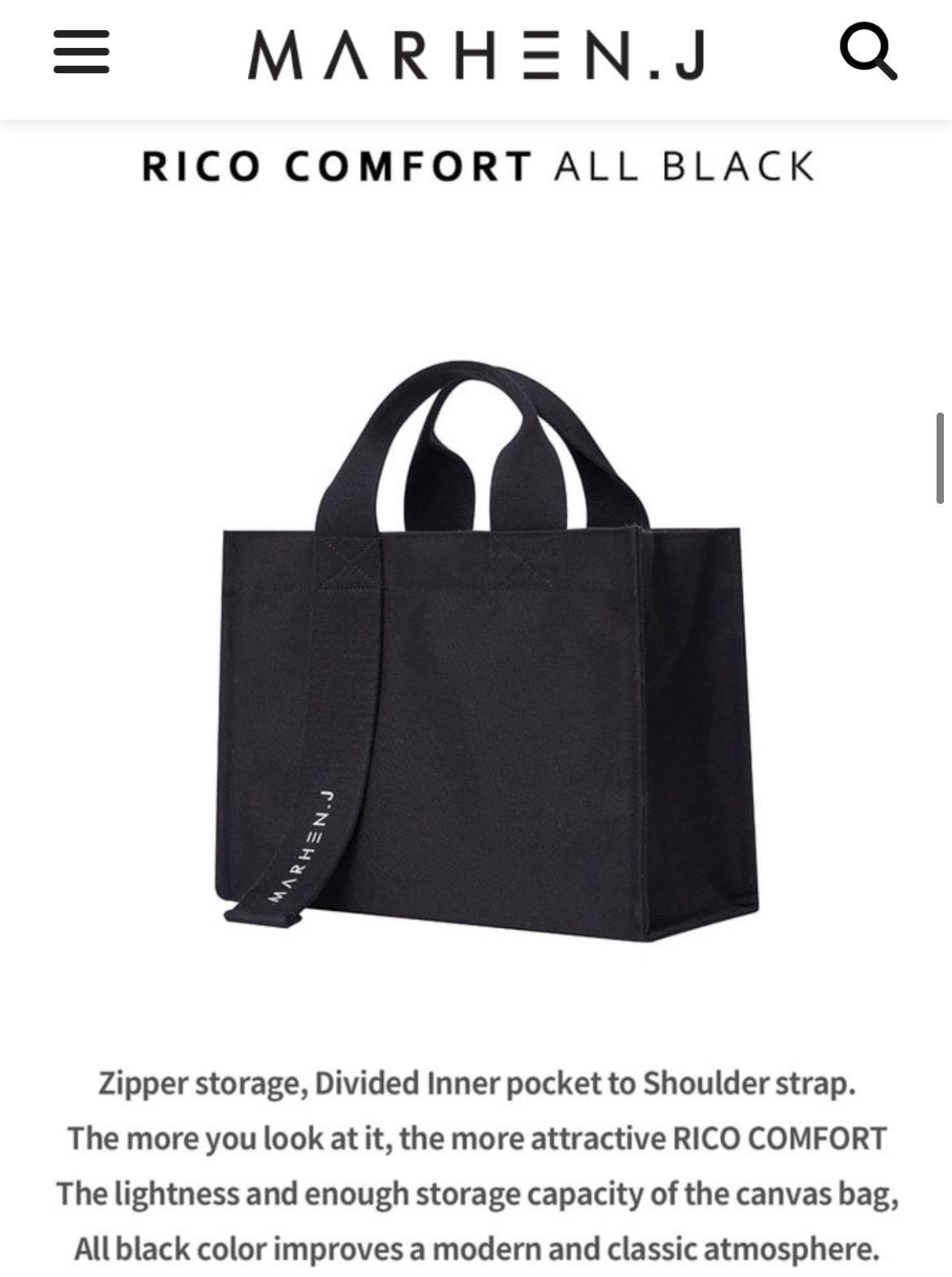 Vegan leather canvas tote bag