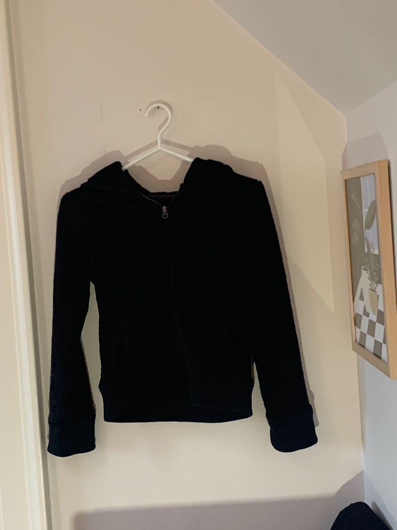 Vintage Gap Thick Black Sweater