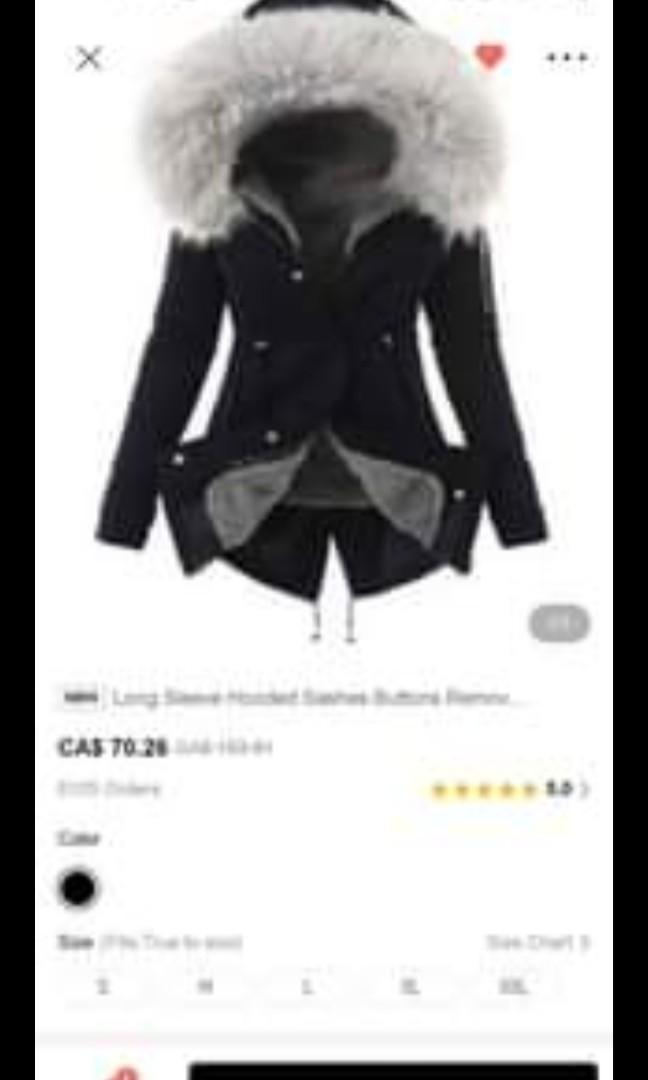 Women's BRAND NEW fall jacket!