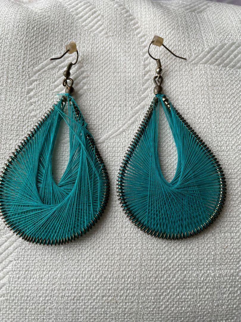 Zara fashion earrings
