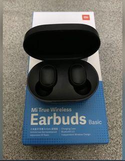 9成新小米真藍芽耳機便宜賣下殺