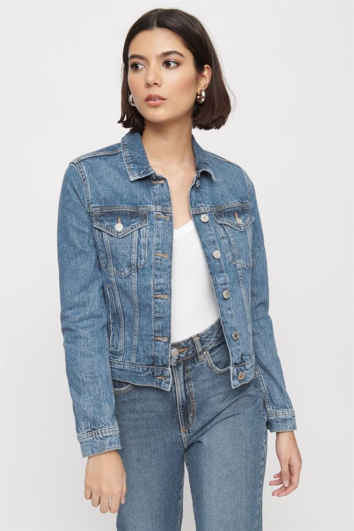 Dynamite denim jacket