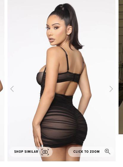 Fashion nova dress / lingerie