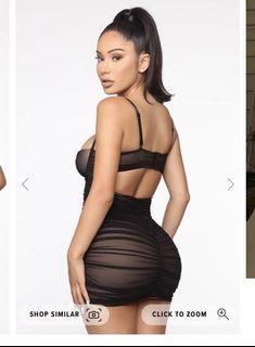 Fashion nova dress / lingerie