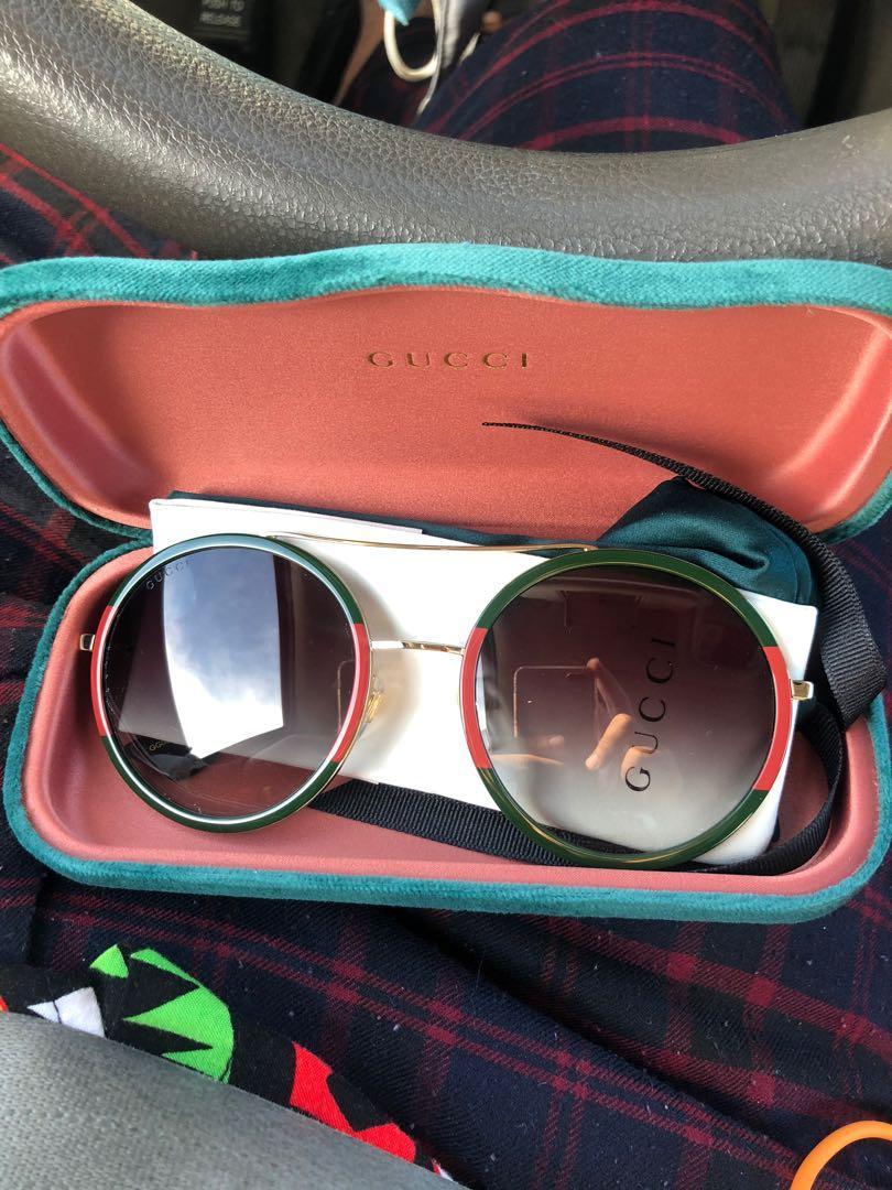 Gucci sun glass