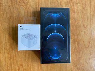 Iphone 12 Pro Max 256gb Pacific Blue  ZA DUAL SIM NEWSET SEALED BOX